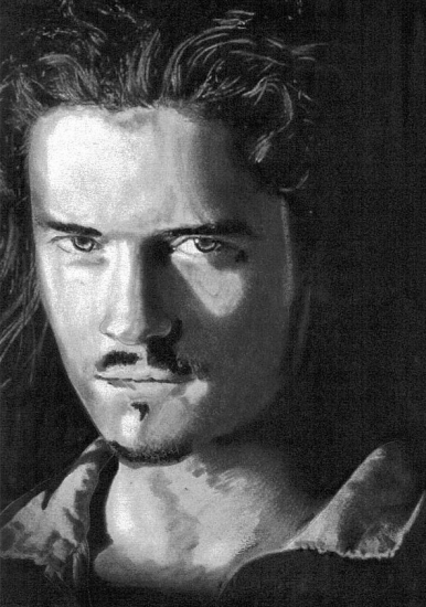 Orlando Bloom by chrys